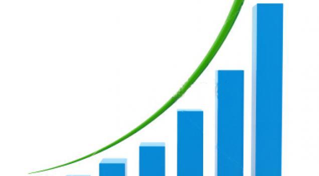 used car price rise graph