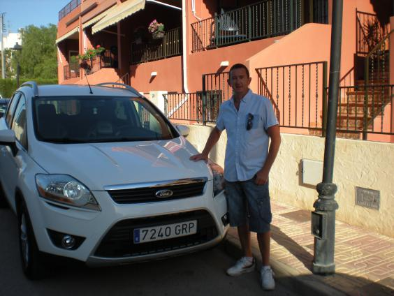 John from Jacarilla. Alicante